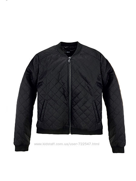 Стеганая куртка / бомбер