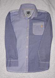 Рубашка next 122 размер