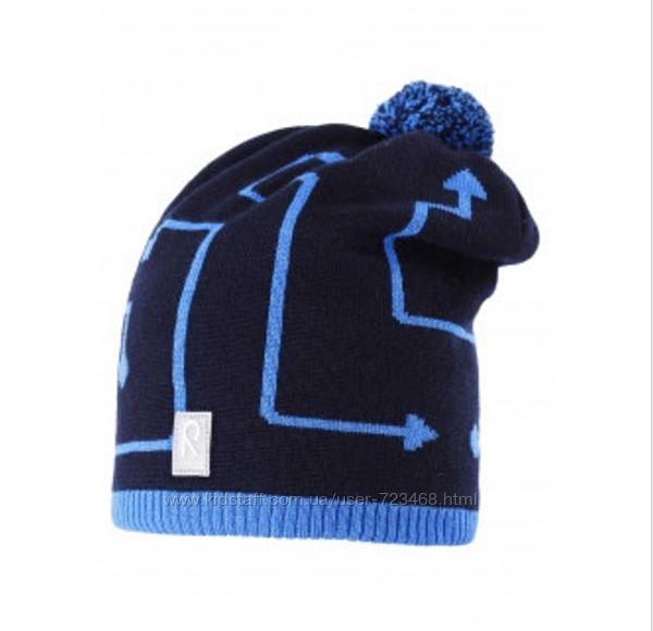 Зимняя шапка reima 52 размер