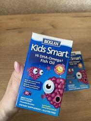 Омега-3 Kids Smart  oт Bioglan