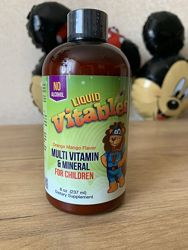 Мультивитамины для детей Vitables от 1 до 12 лет