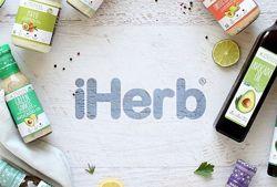 Iherb витамины косметика бады из США с любовью