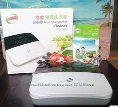 Озонатор Тяньши - очиститель воды, овощей и фруктов