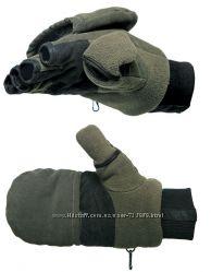 Перчатки-варежки Norfin Magnet отстёгивающиеся с магнитным фиксатором 30310