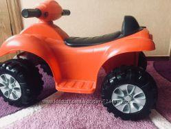 Квадроцикл мотоцикл на аккумуляторе