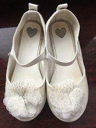 Туфли- балетки H&M для маленькой принцессы