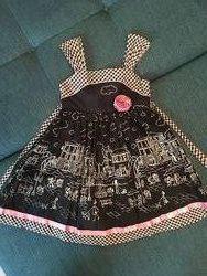 Шикарный летний сарафан Bonnie Jean для маленьких принцесс