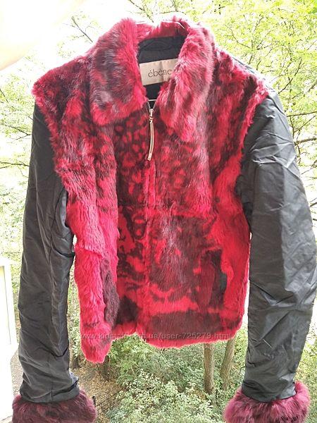 Отличная курточка натуральный мех