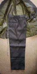 Костюм двойка школа пиджак и брюки Weiqihan серый