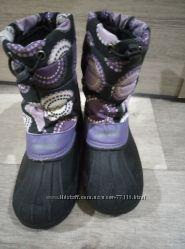 Зимние сапоги сноубутсы Reima