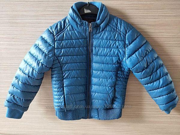куртка демисезонная на мальчика р. 110