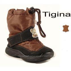 Ботинки детские кожа  р. 21-26. Тигина