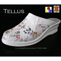 Сабо Теллус, Флоаре, ABEBA, нат. кожа, р. 36-41 Обувь для всей семьи.
