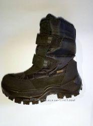 ботинки Тигина, шерсть, кожа, мембрана, р. 28-38
