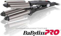 Тройная плойка BaByliss PRO BAB 2269TTE Triple Barrel
