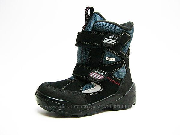 Термо-ботинки Kapika, р. 30-35