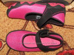 Тканевые туфельки Umi Kids стелька 19 см