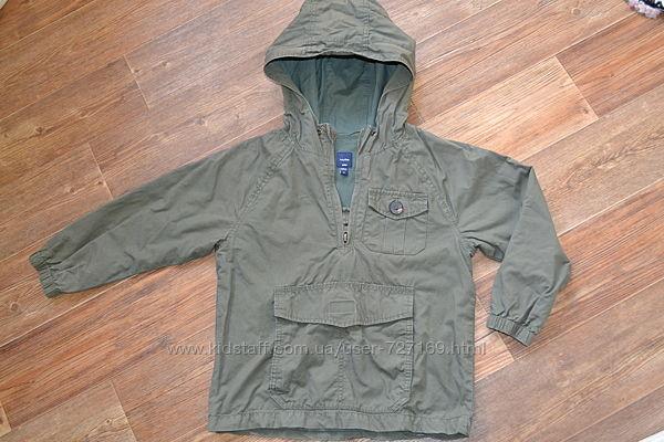 Gap стильная летняя куртка ветровка