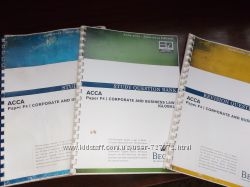 учебники Becker  Professional для подготовки к экзаменам АССА