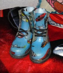 Ботиночки на слякоть