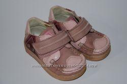 Шикарные туфельки для девочки Minimen размер 21 в идеальном состоянии