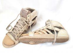 Спортивные сандали босоножки Adidas оригинал 38 24, 5 стелька
