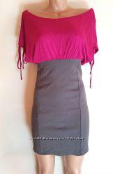 Фирменное брендовое платье летучая мышь Bench C, M