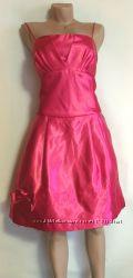 Крутое брендовое платье jessica mcclintock  США М . После выпускного М