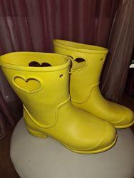 Сапожки для осенних дождей