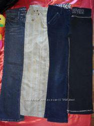 WOJCIK Польша брюки джинсы 9 13лет