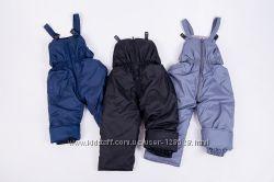 Полукомбинезон штаны зимние на сменку Малыш Esto