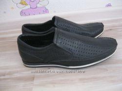 туфли новые школьные кожаные мальчику р 40