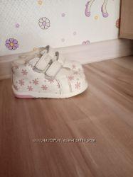 ботиночки осенние на девочку р 21