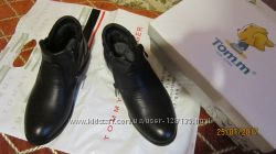 ботинки  ТОМ. М новые утепленные
