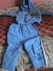 костюм на флисе для мальіша