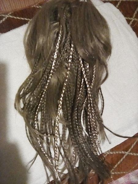 Шиньон  парик  женский