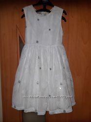Нарядное платье чилдренплейс