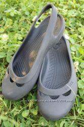 37 разм. W 6 Балетки Crocs 23, 5 см. по стельке