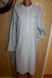 L разм. Длинная рубашка Ethnic Man. 100 Cotton