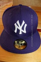 New York Yankees кепка - реперка, снепбек, хип-хоп   с прямым козырьком