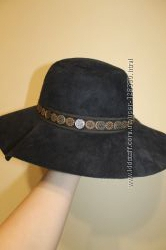 шикарная шляпа Clockhouse C&A с большими полями