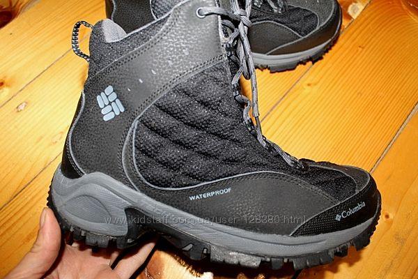 40 разм. Зима. Ботинки Columbia waterproof omni grip