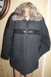 56 разм. Большой размер зимняя куртка Season 2 в 1
