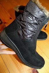 38 разм. Зима. Ботинки Ara Gore - Tex. Замша. Термо и не промокают. Оригина