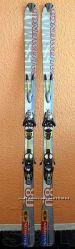 Лыжи SALOMON Crossmax 8PW L180cm R17 107-69-102 c креплениями Salomon S810t