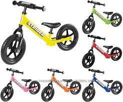 Беговел Strider Sport для детей от 1 до 6 лет