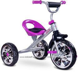 Трехколесный велосипед Caretero York от 2 до 5 лет