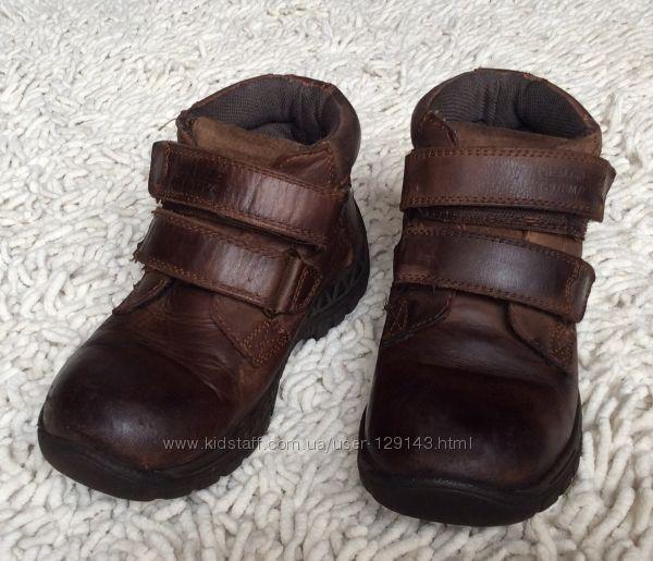 Деми ботинки Next кожа р 11