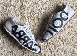 Брендовые кожаные кроссовки и кеды Dolce&Gabana  по цене опта