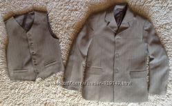 Пиджак  Жилетка на рост 134 см